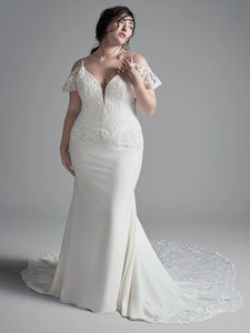 plus size wedding dresses weddings gown Sottero and Midgley