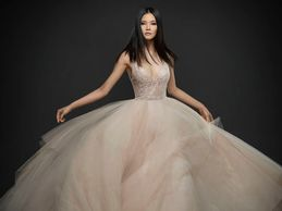 Lazaro, bridal gown, hayley paige, jim hjelm, jlm couture, bridal gown, wedding gown