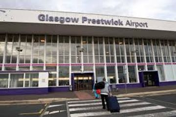 prestwick airport taxi 8 seater booking