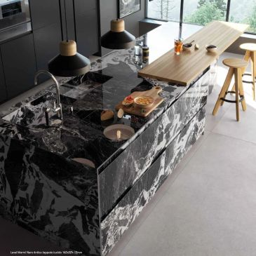 Porcelain slab sales in los Angeles from Antolini Tech and Emil Level Porcelain slabs and Nuvo Corso