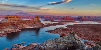 The most iconic look of Lake Powell, by Lake Powell Scenic Tours