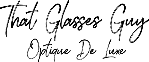 That Glasses Guy Optique De Luxe