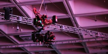 the crane guy san francisco Flyline Cable cam cable cam ronin cablecam