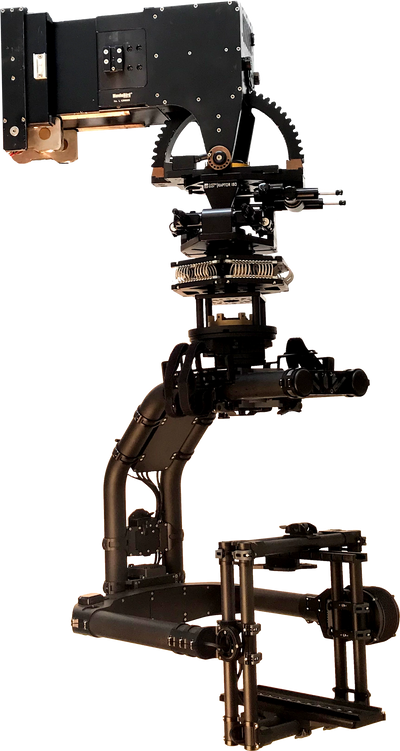 Movi XL with Raptor Isolation system