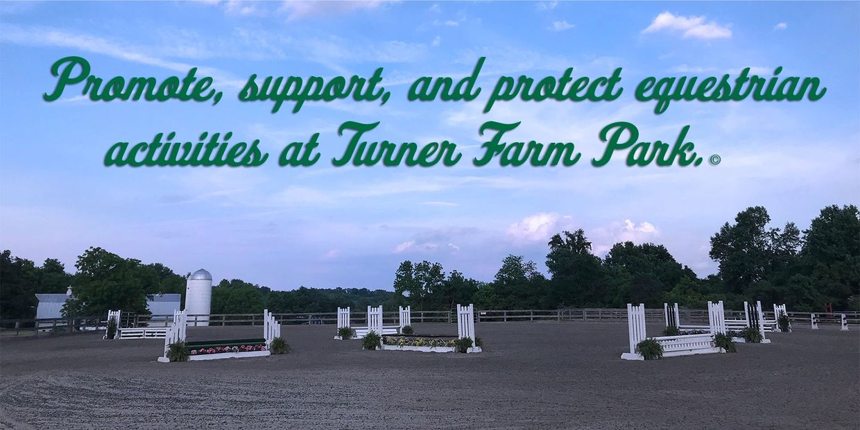 Turner Farm Events mission is to Promote, Support and Protect Equestrian activities.