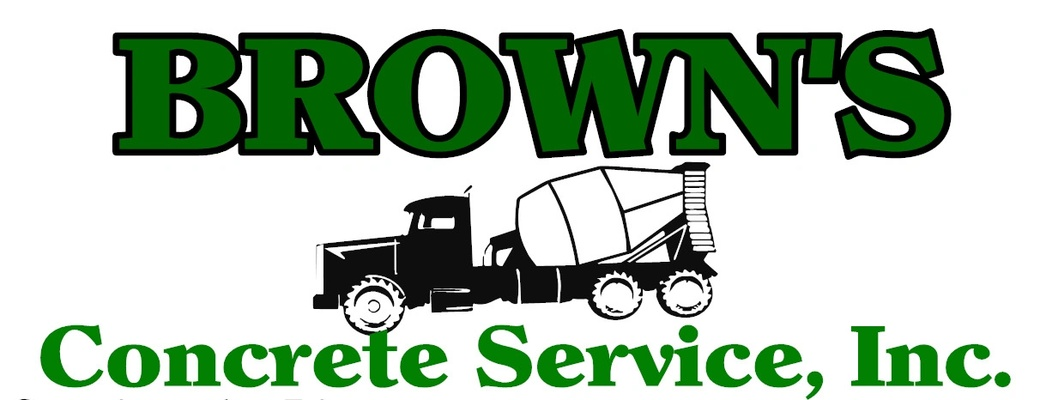 Brown's Concrete Service Serving the Bitterroot and Missoula area