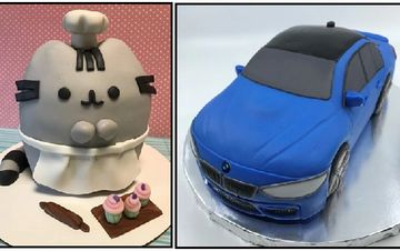 3D Cakes by Cray Cray for Cakes - Order your custom cakes today!