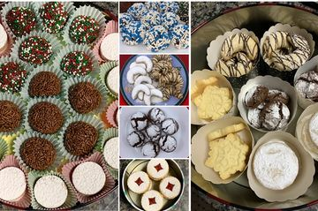 Holiday Cookies by Cray Cray for Cakes - Pre-Order yours today!