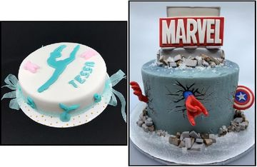 Custom Cakes by Cray Cray for Cakes - Order your custom cakes today!