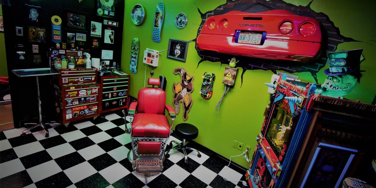 Best Piercing Studio In Arlington, Texas