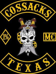 And so, the 1% Cossacks MC was formed. The Ugly Man cossacks no longer deserved the name or the