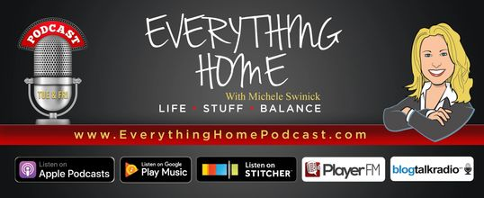 everything home, everything home podcast, balance, home, lifestyle, real estate, nonprofit, business