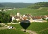 Up up & away!...Balloon ride over Volnay, 2010