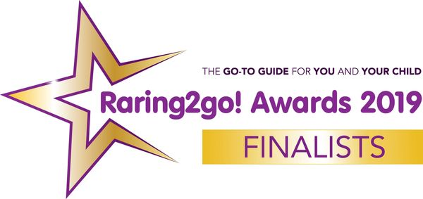 Finalist for best family service and nominated for business mum of the year.
