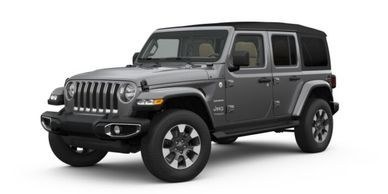 5 PASSENGERS | SOFT TOP   REMOVABLE DOORS & WINDSHIELD  HEATED SEATS | HEATED WHEEL   TOUCH SCREEN |
