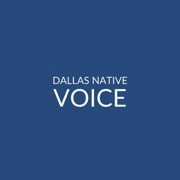 you tube, dallas native voice