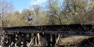 Denton Branch Rail Trail