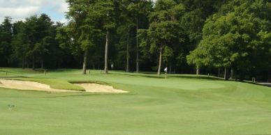 Oak Hollow Golf Course