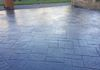 ashler slate with a compass - classic grey
