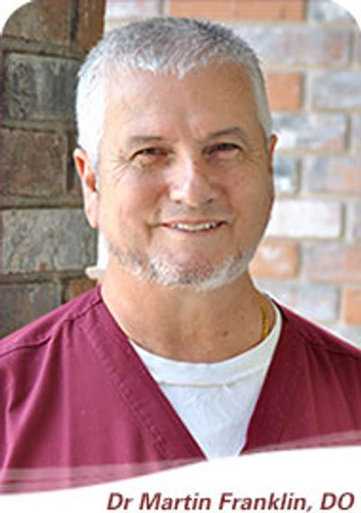 Dr. Martin Franklin, DO