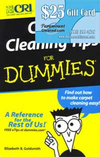 Cleaning Tips Booklet Paramount Cleaned Floors And More