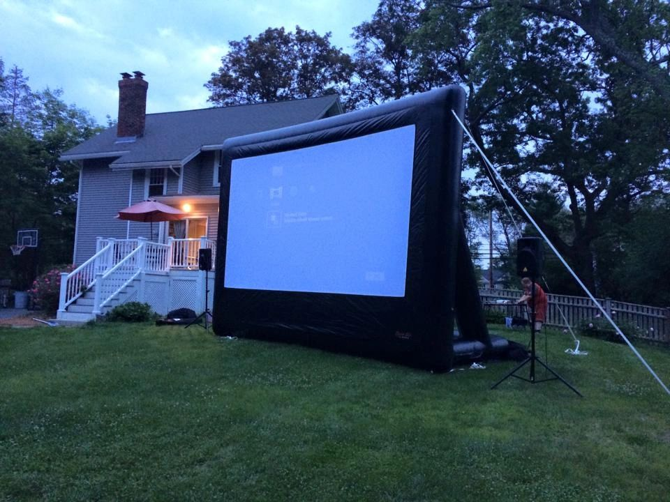 outdoor movie, Why Boston Backyard Movies is Boston's first choice Outdoor Movie, Press Play Outdoors Blog