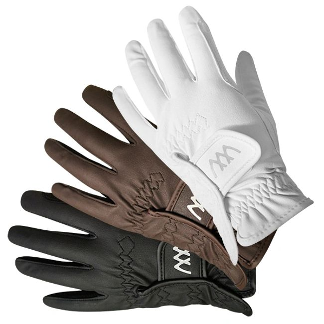 Woof Wear competition glove gives exceptional feel and dexterity suitable for all disciplines.