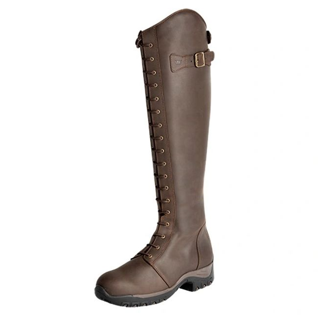Fonte Verde Marvao Laced Riding Boots by Woof Wear