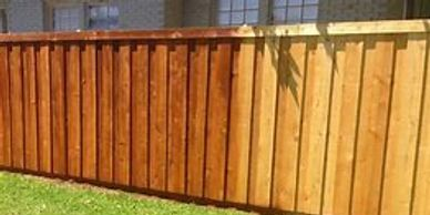 Fence painting in Lethbridge and staining  in lethbridge