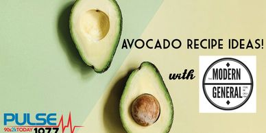 Avocados, delicious, nutritious.  Listen to Laura's interview with PULSE 107.7