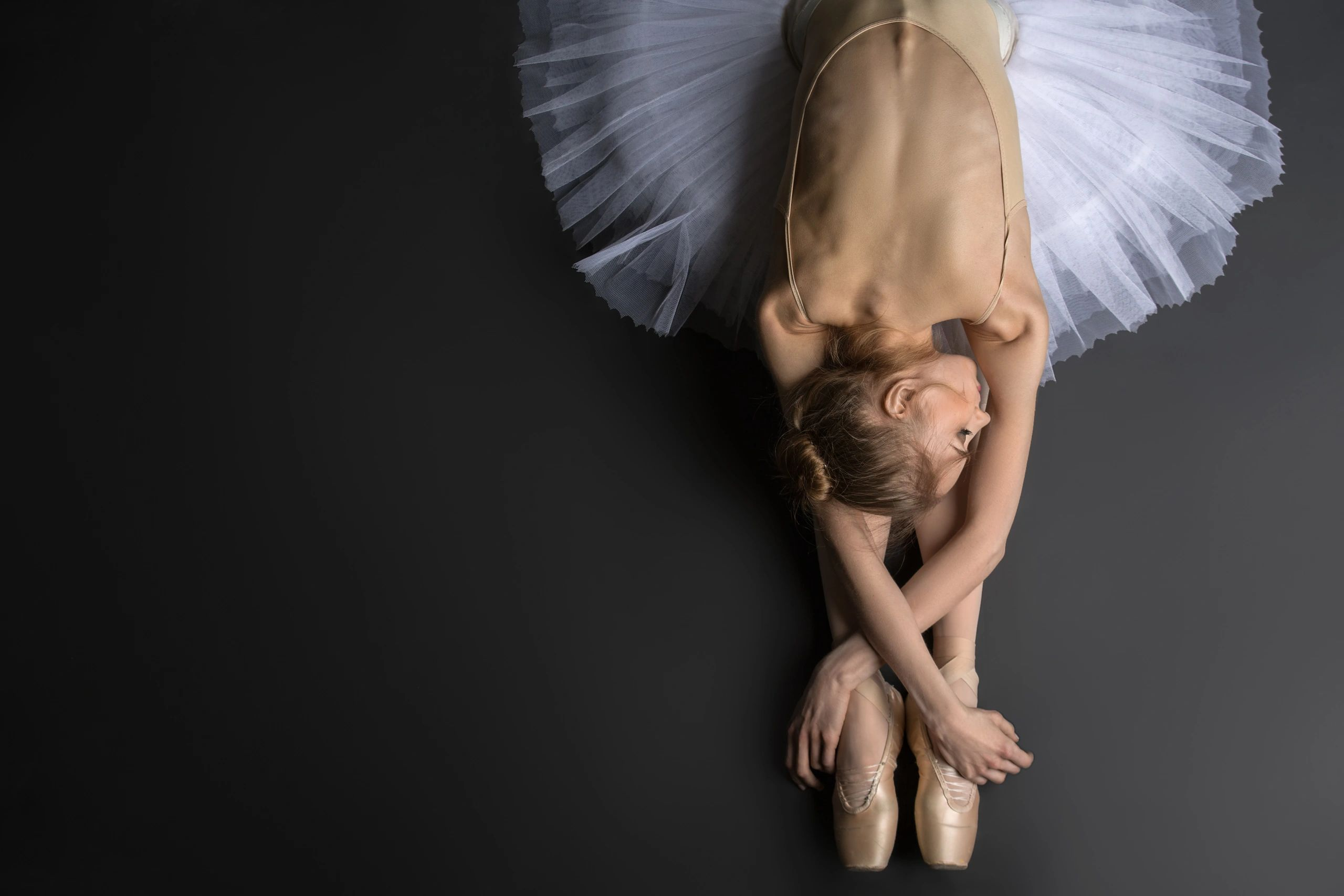 older ballet dancer