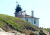 Beavertail Light house - The Nations 3rd oldest operating lighthouse on the south end of the Island