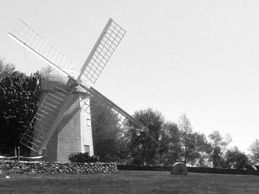 The Windmill on North Road by Wendy Crooks