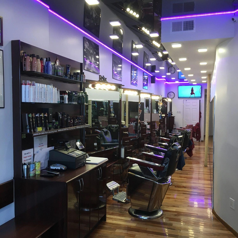 East 6th Street Barber Shop brand image