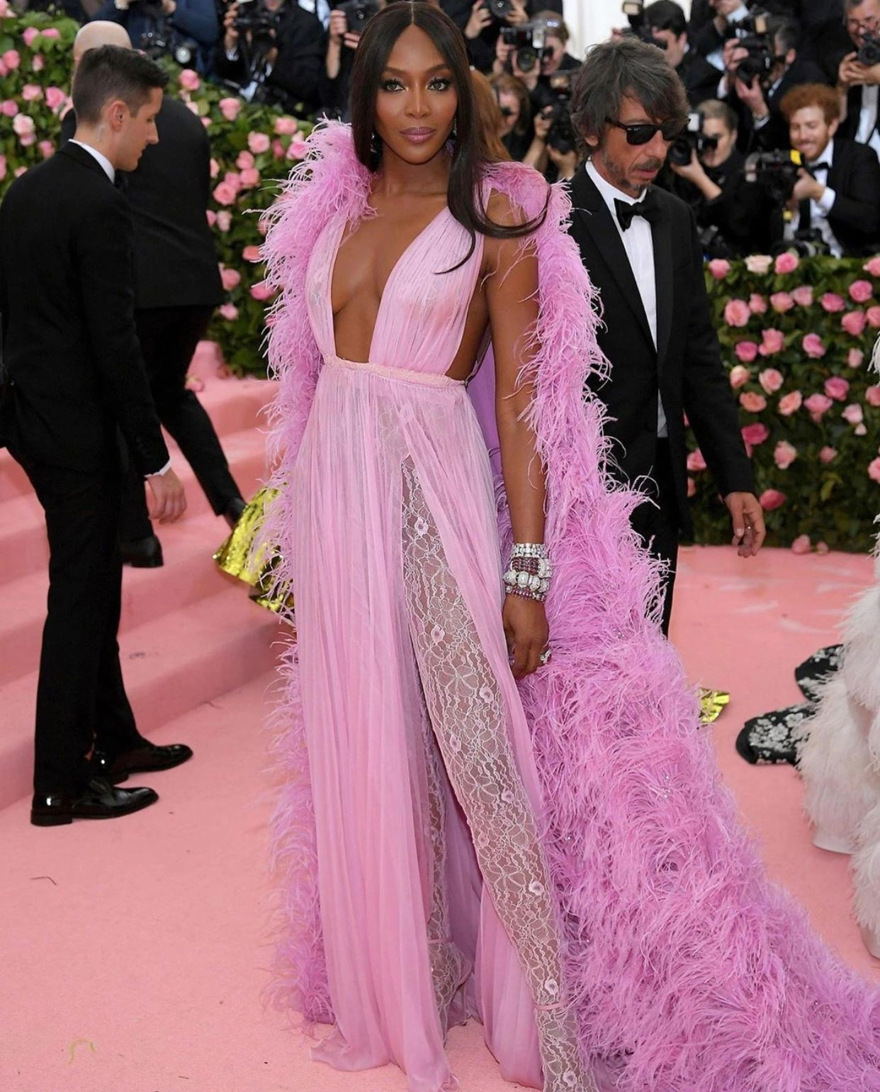 Met Gala, 2019: Naomi Campbell. (Getty Images)