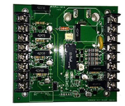 pump relay panel circuit board