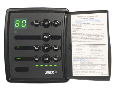 Cruisair, Marine Air Keypad Displays - TampaBayMarineAir com