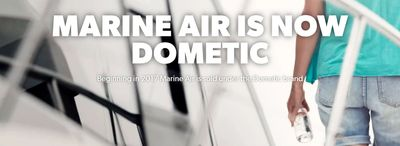 Marne air is now Dometic