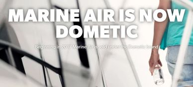Marine Air is now Dometic