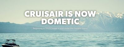 Cruisair is now Dometic