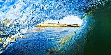 Ocean Wave Photographer Paul Topp