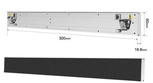 Pantronic LED Shelf Screen