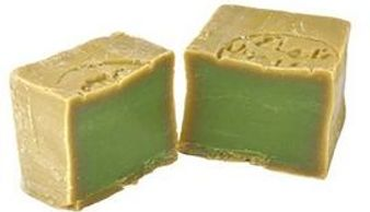 Traditional Alepopo Soap