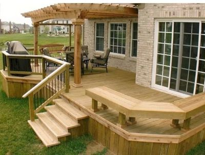 We Provide Top-Quality Decks and Workmanship.
