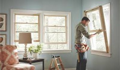 Lafayette Handyman that provide complete replacement windows.