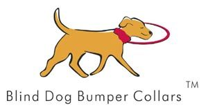 Blind Dog Bumper Collars