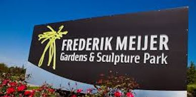Frederik Meijer Gardens and Sculpture Park venue for My West Michigan Wedding