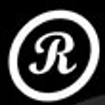 R O'vero is our Logo Circle with an R