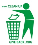 Clean Up - Give Back .Org