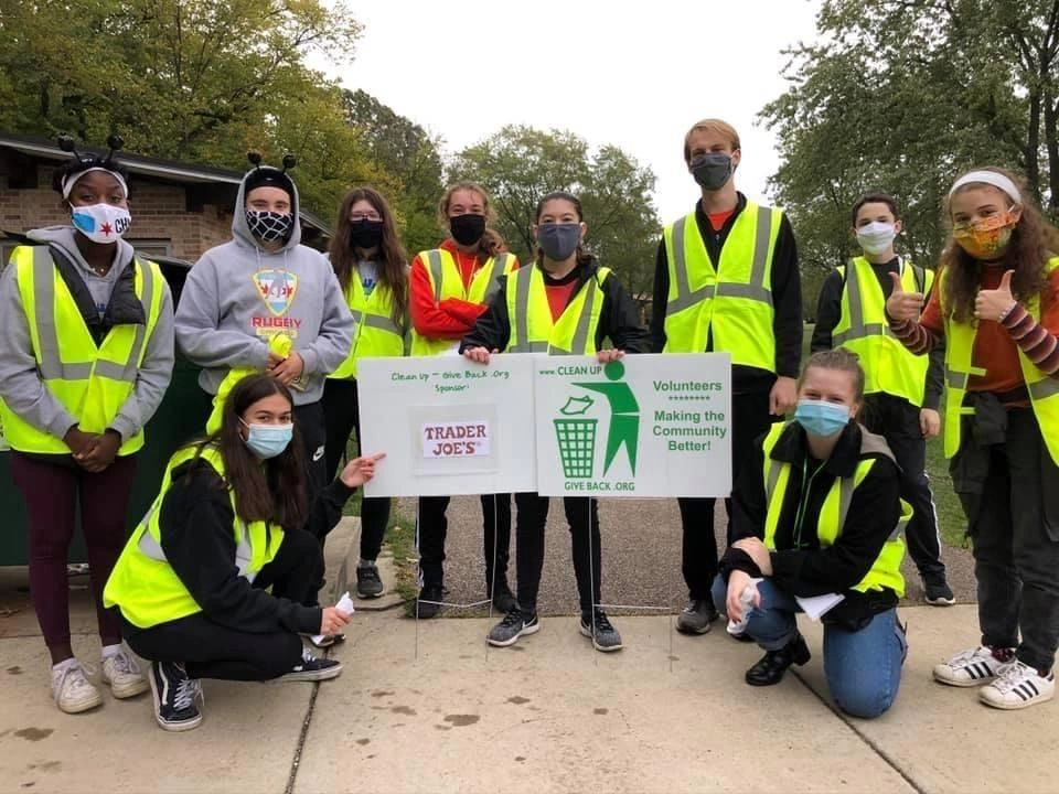 Oak Park & River Forest Chapter of Clean Up - Give Back